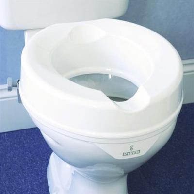 Prima Raised Toilet Seat