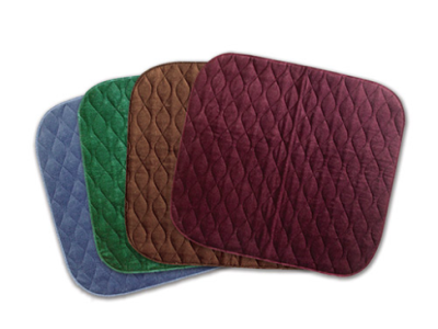 Economy Washable Chair Pads