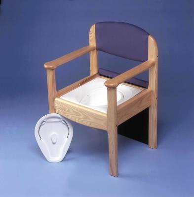 Royal Commode Chair