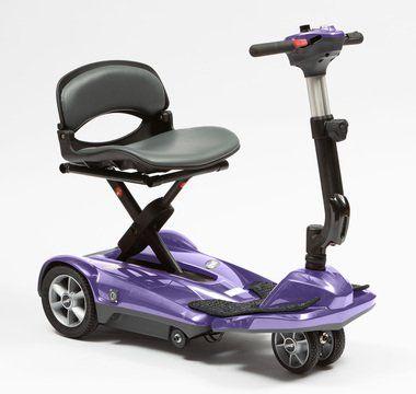 Drive Dual Wheel Auto Fold