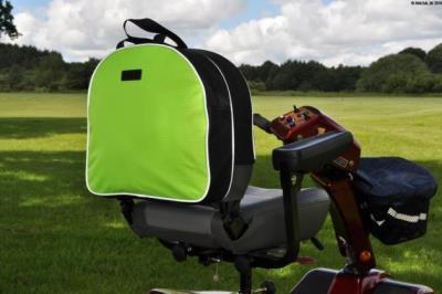 Hi-Vis Scooter Slipover Bag
