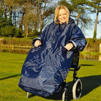 Wheelchair Mac Sleeved