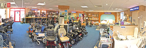 Waterlooville, Hampshire showroom