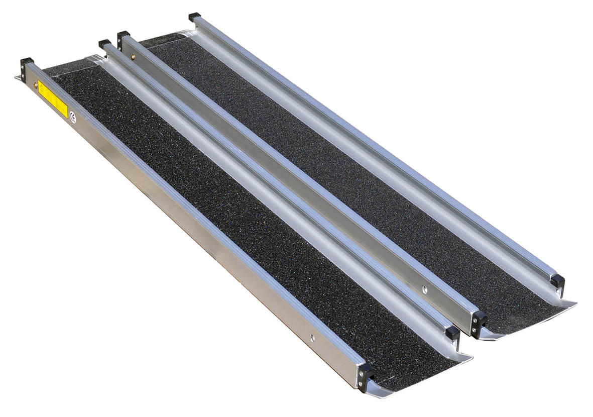 Telescopic Channel Ramp