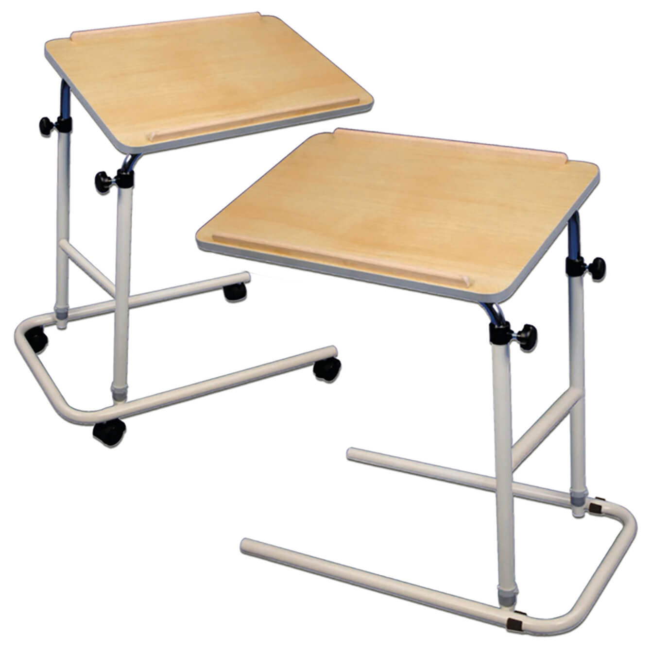 Over Bed Table with Castors
