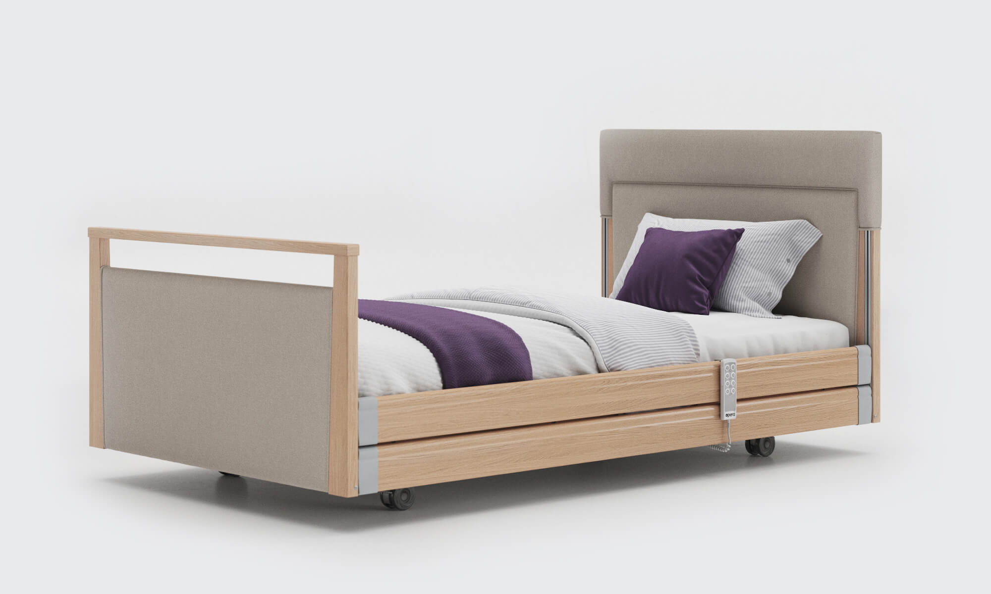 Opera Signature Upholstered Bed