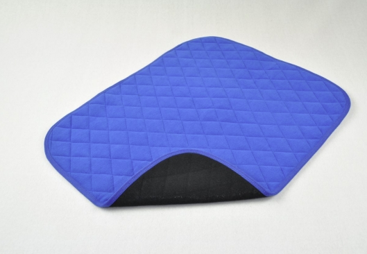 Washable Chair Pads (Blue)