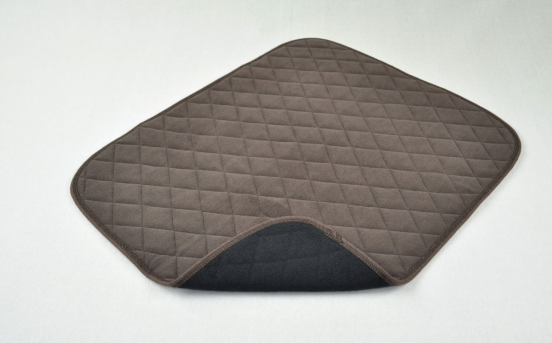 Washable Chair Pads (Brown)