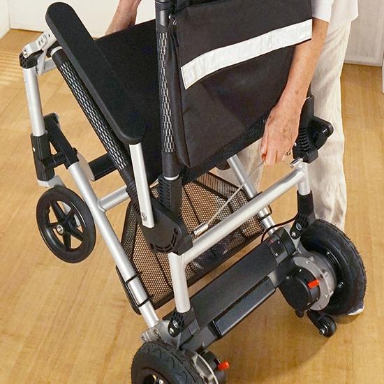Joyrider Powerchair (Folding)